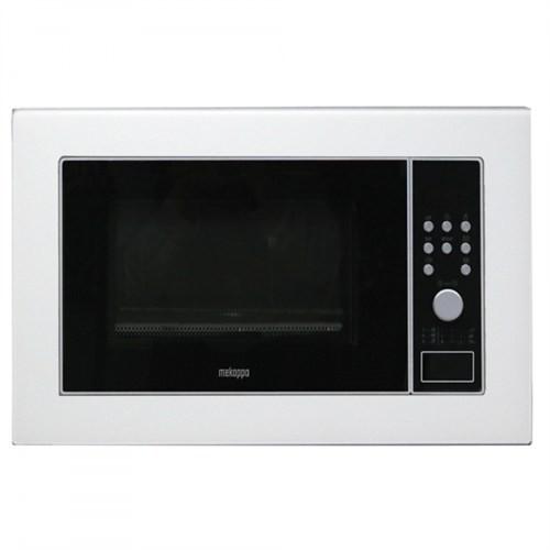 Mekappa Alto / Ankastre Beyaz Mikrodalga Fırın