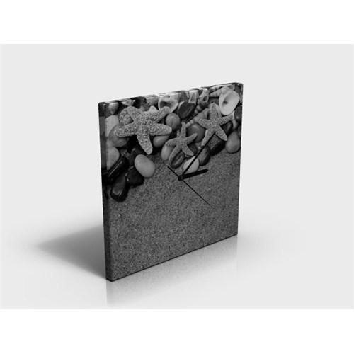 Arte80 - SeaShell - Kanvas Tablo Saat
