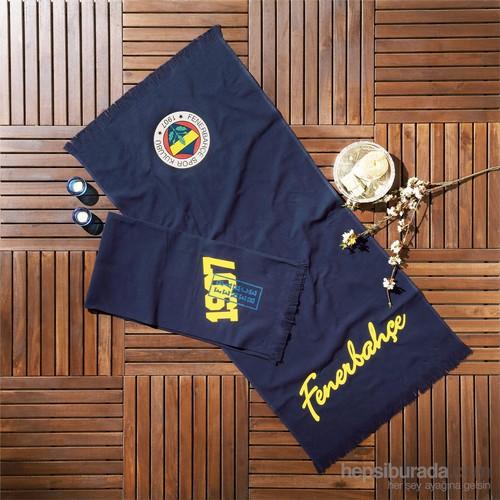 Taç Lisanslı Fenerbahçe Peştemal