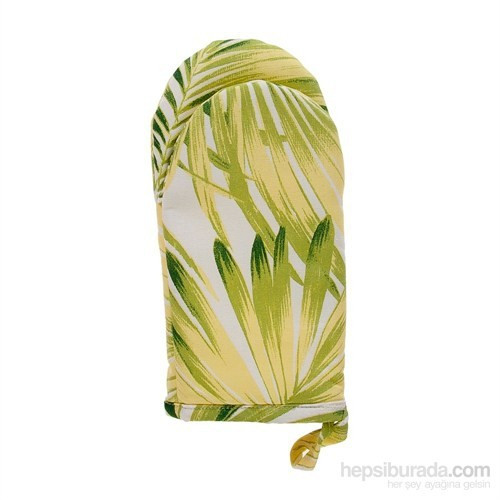 Yastıkminder Palmiye Yapraklı Mutfak Eldiveni