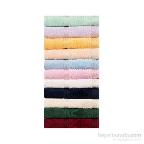 Maisonette Meltem Havlu Beyaz 100 x 145 cm Tekli