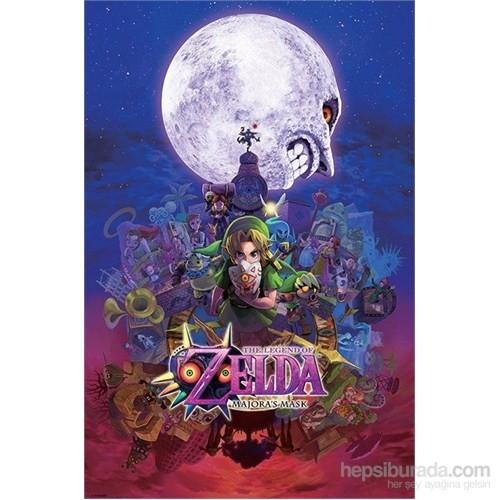 Maxi Poster The Legend Of Zelda Majora's Mask