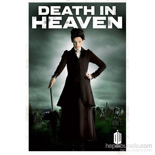 Maxi Poster Doctor Who Missy