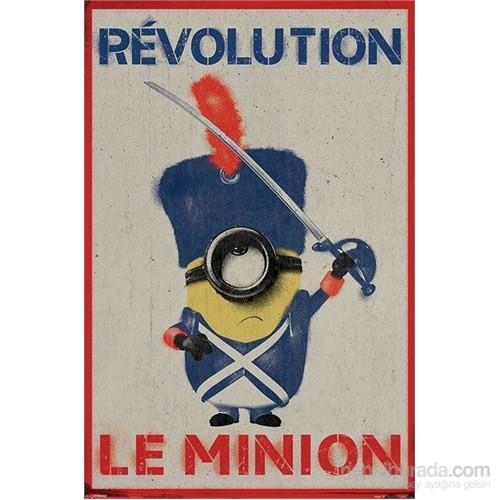 Maxi Poster Minions Revolution Le Minion