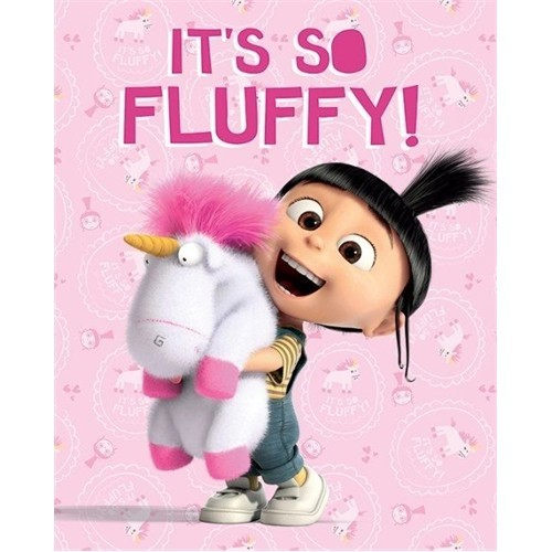 Pyramid International Mini Poster Despicable Me It's So Fluffy