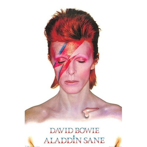 Pyramid International Maxi Poster David Bowie Aladdin Sane