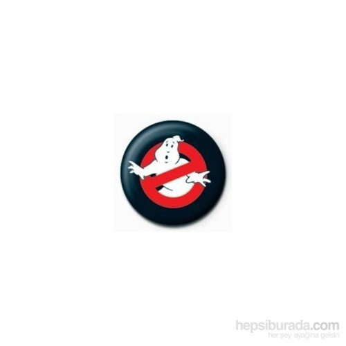 Rozet - Ghostbusters Logo