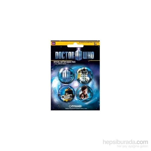 Rozet Seti - Doctor Who - Dalek