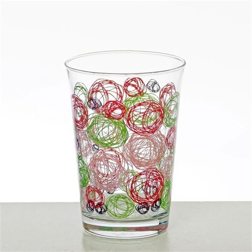 Joy Glass 6'lı Yumak Bardak