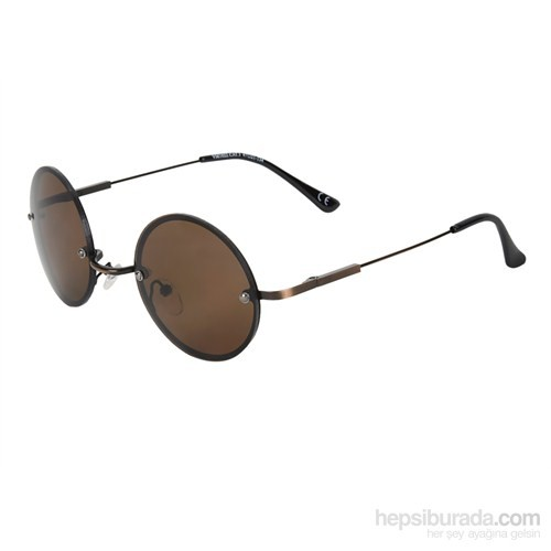 Vernissage Vm1022brwn Unisex Güneş Gözlüğü