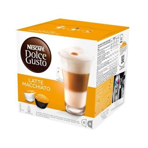 Non Gr Oem Dg Latte Macchıato Kahve Kapsülü