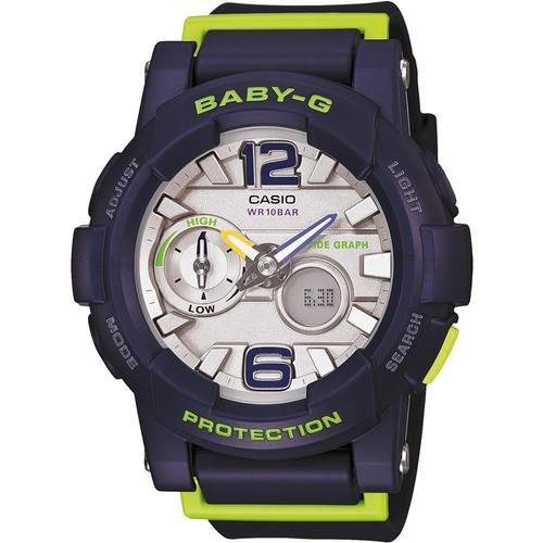 Casio Bga-180-2B Kadın Kol Saati