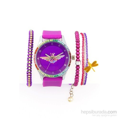 Armparty Eagle Eyes Eglarm005 Kadın Kol Saati