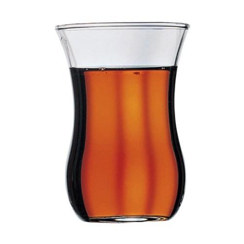 Paşabahçe Sade Çay Bardak 6'Lı