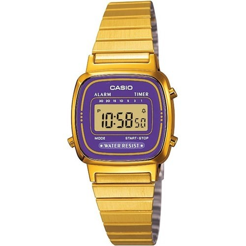 Casio La-670Wga-6D Kadın Kol Saati