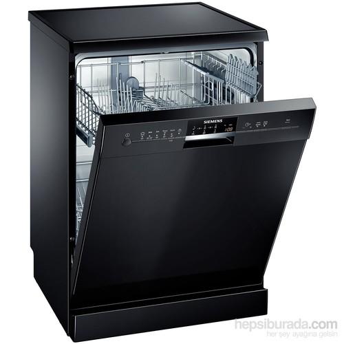 Siemens SN26L630TR Piano Black A++ 6 Programlı Bulaşık Makinesi