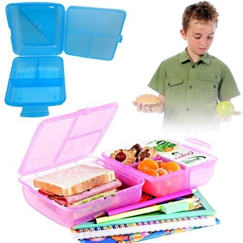 Bluezen Pratik Beslenme Kutusu Lunch Box
