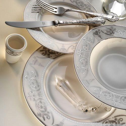 Aryıldız Ar30011 84 Parça Porselen Yemek Takımı