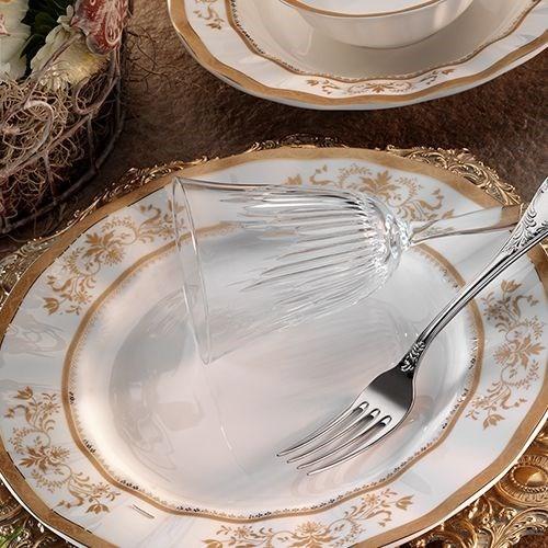 Aryıldız Ar30055 83 Parça Porselen Yemek Takımı