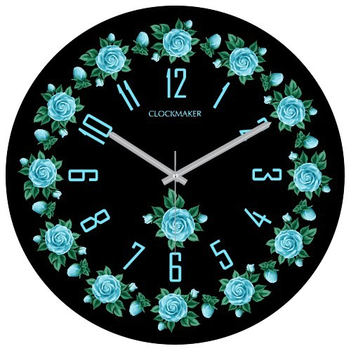Clockmaker By Cadran 30X30 Mdf Duvar Saati Cmm124