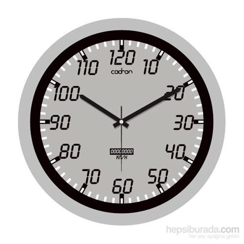 Cadran 200-1 Platinum Duvar Saati Hız Göstergesi