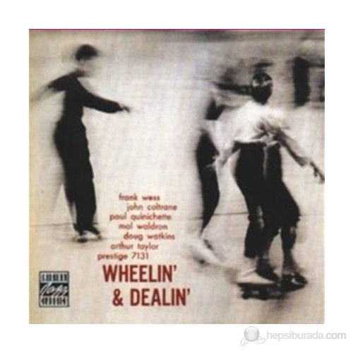 John Coltrane - Wheelin' And Dealin'