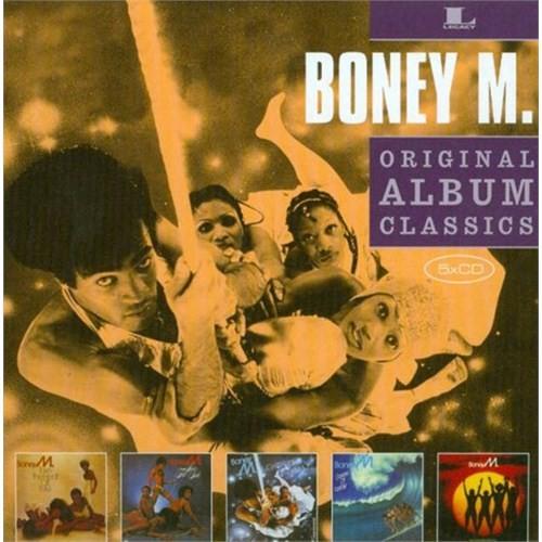 Boney M - Original Album Classics 5 CD