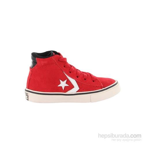 Converse 340117C Sa Kids Pro Leather Vulc/Varsity Red/Jet Black
