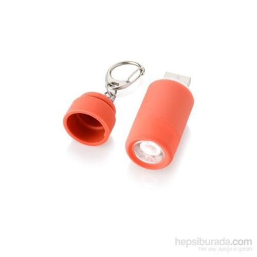 Pf Concept 10413804 Kırmızı Mini Fener Anahtarlık