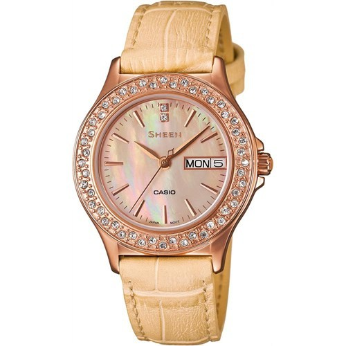 Casio She-4800Gl-9A Kadın Kol Saati