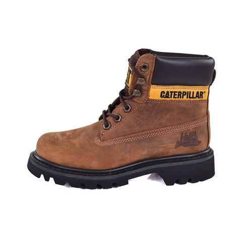 Caterpillar Colorado Deri Copper Unisex Bot 015G0095-09