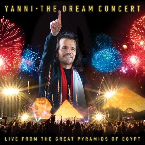 Yanni - The Dream Concert Live From The Great Pyramids Of Egypt