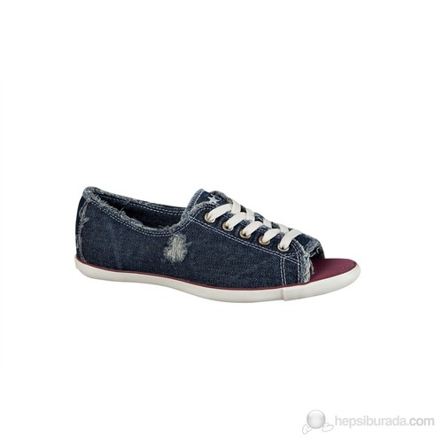 Converse 530230C Ext All Star Light Open Toe Dark Denim Ox Kadın Spor Ayakkabı