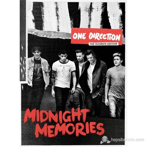 One Direction - Midnight Memories Deluxe Versiyon
