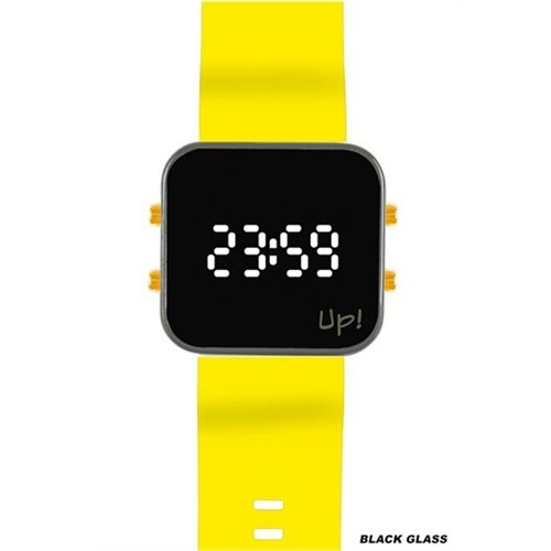 Upwatch Ggrey&Yellow Kol Saati