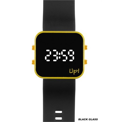 Upwatch Gyellow&Black Kol Saati