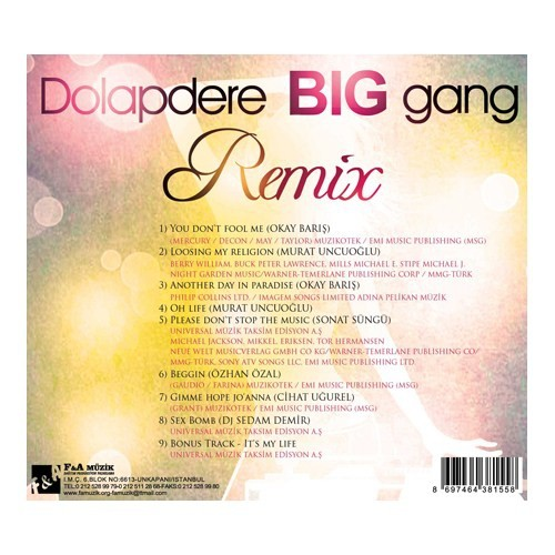 Dolapdere Big Gang- Remix