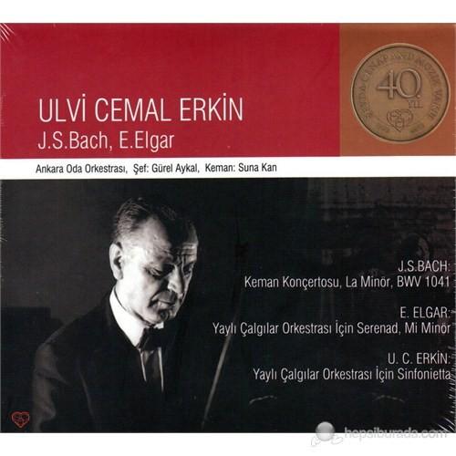 Ulvi Cemal Erkin - J.S.Bach , E.Elgar