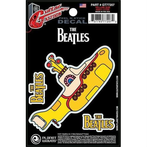 Gitar Sticker Yapıştırma Daddario Gt77207