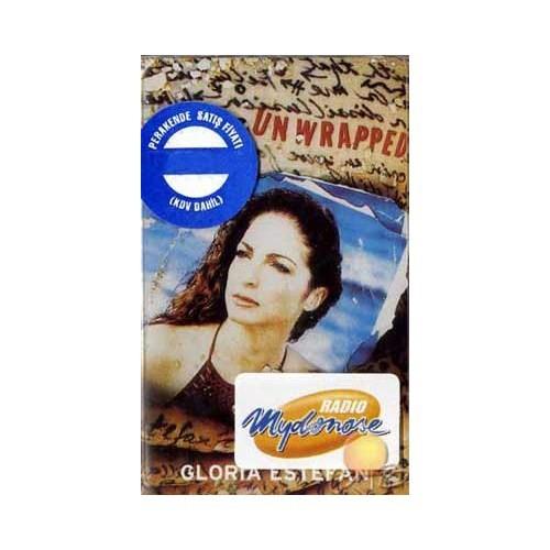 Unwrapped (glorıa Estefan) (cd)