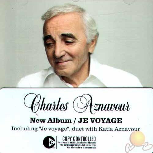 Je Voyage (charles Aznavour) (cd)