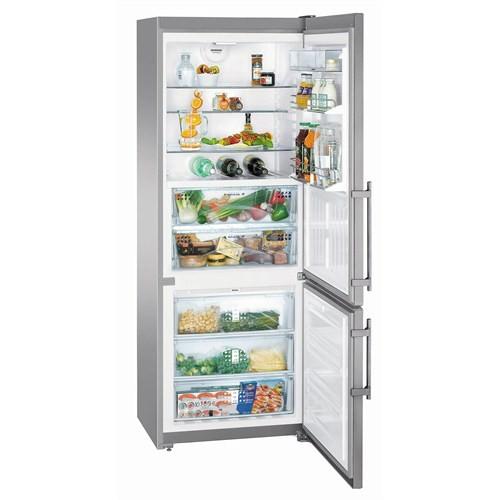 Liebherr CBNPes 5156 A++ 487 Lt Premium BioFresh NoFrost Buzdolabı