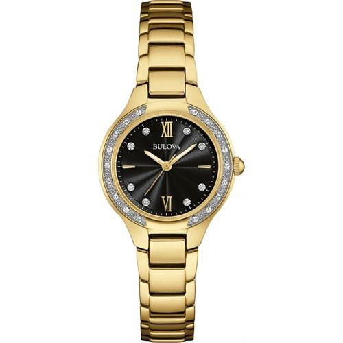 Bulova 98W222 Kadın Kol Saati