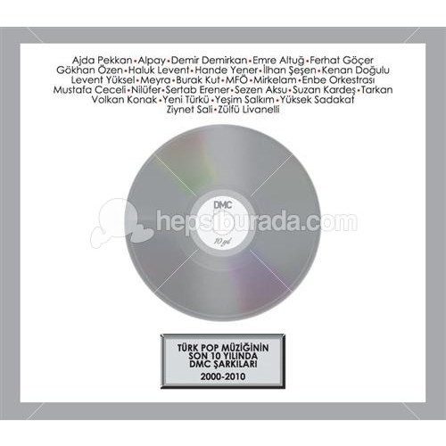 Dmc 10.Yıl 3CD
