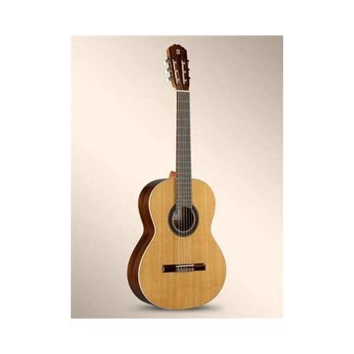 Alhambra Model 0 Nature - Klasik Gitar El Yapımı Profesyonel İspanyol
