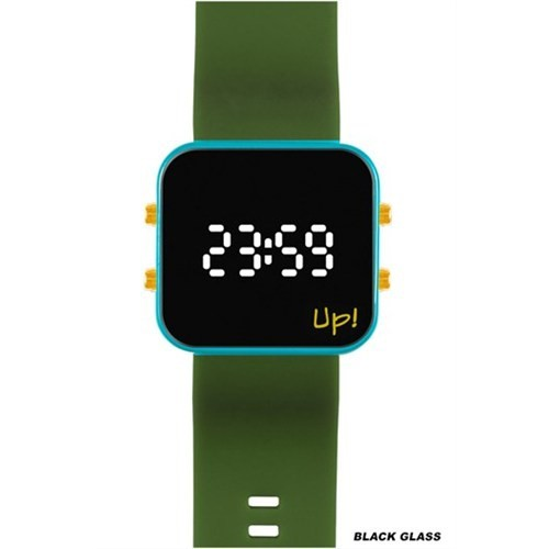 Upwatch Gturquoise&Green Kol Saati