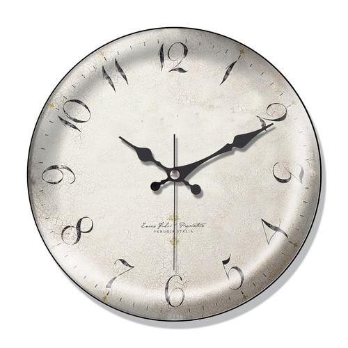Clocktime By Cadran Dekoratif Bombeli Cam Duvar Saati Ct37