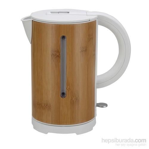 T-Design 2200W Bamboo Su Isıtıcı