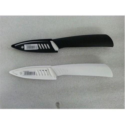 """T-Design Seramik Bıçak 3"""" Siyah"""
