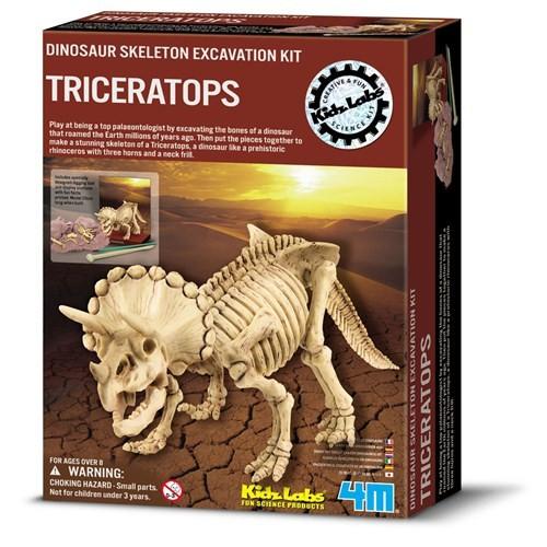 4M Triceratops